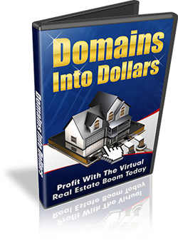 domains to dollars