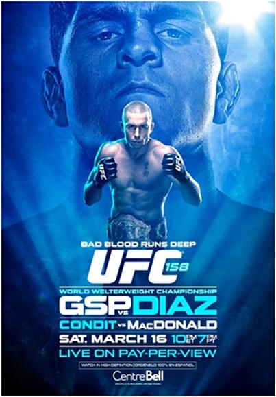 UFC-158-poster